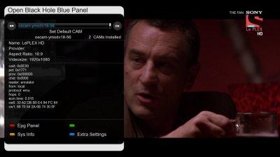 VU+ Plugins - Panels & Extra Url's - Softcam Manager for vuplus