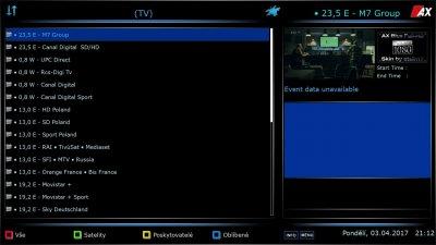 VU+ Solo 4K Backup Images - openATV 6 0 Vu+Solo4k   vuplus-images co uk
