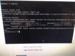 Streaming Support - How do you install Gstreamer on Open ATV