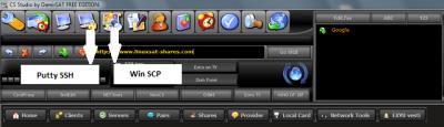 CCcam Tutorial - How To Add Lines To Linux Pc CCcam Server