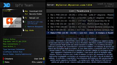 VU+ Plugins - Streaming & IPTV - XC Plugin - Download ONLY | vuplus