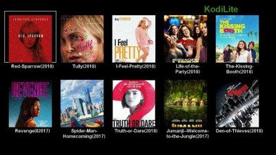 VU+ Plugins - Streaming & IPTV - KodiLite | Page 4 | vuplus-images co uk