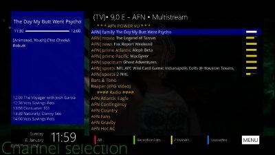 VU+ Zero4K Backup Images - VU+ZERO 4K OpenATV 6 3 full