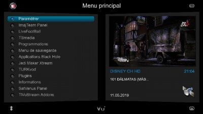VU+ Zero Backup Images - openbh-release-4 2 019-by-taha90 | vuplus
